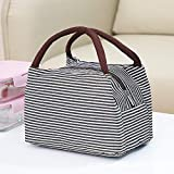 XIANJING clear lunch bags for women insulated,cute lunch boxes for teen girls &reusable pioneer nurse bags and canvas totes for work meal prep lunch container meal kit,mens lunch tote bag with zipper