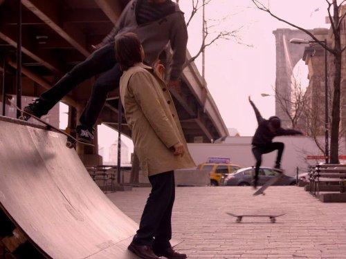 The Case of the Stolen Skateboard
