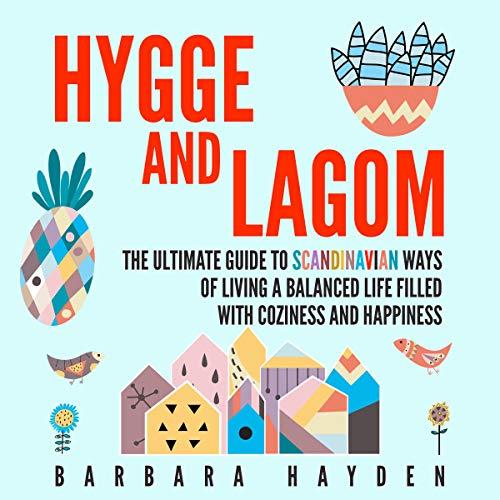 『Hygge and Lagom』のカバーアート