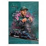 Vettel F1 Martin Formula 1 Nearly Racing Sebastian Aston