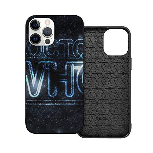 Doctor Who IP12-6.1 - Carcasa protectora para iPhone 12/12Pro, antiarañazos, a prueba de golpes, protección de cuerpo completo