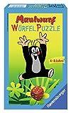 Ravensburger 23118 - Maulwurf Würfelpuzzle - Mitbringspiel