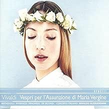 Vivaldi: Vespri per l'Assunzione di Maria Vergine Vivaldi Edition