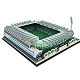 Modello di Puzzle 3D Sport Stadium, Austria Allianz Stadiom Model Fan Souvenir Children Fai da Te Toy (135Pcs, 14.5'X 12.3' X 5.1')