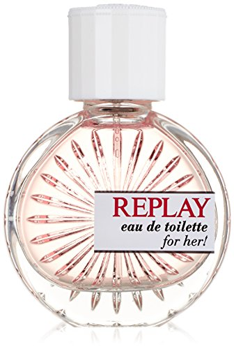 Replay Woman femme / woman, Eau de Toilette, Vaporisateur / Spray, 40 ml