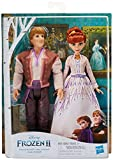 Disney Frozen Anna & Kristoff Fashion Dolls 2 Pack,...
