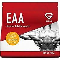 GronG(グロング) EAA 必須アミノ酸 マンゴー風味 500g