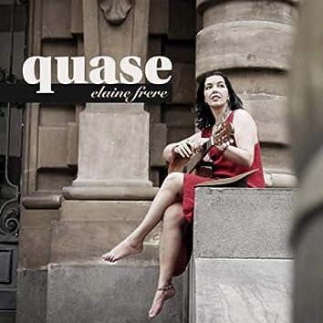 Quase (feat. Felipe Mancini)
