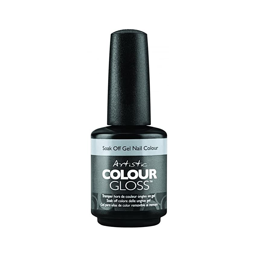 ホテルステートメント上流のArtistic Colour Gloss - Gowns & Garters - 0.5oz/15ml