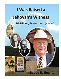 Book cover image for I Was Raised a Jehovah's Witness, 4th Edition