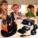Zoom IMG-2 retevis rt602 walkie talkie bambini