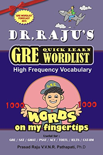 GRE Word List-High Frequency Vocabulary