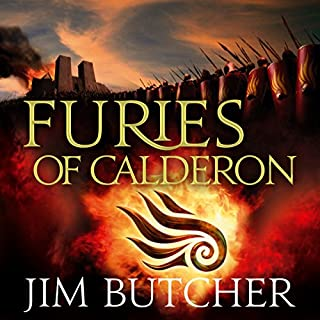 Furies of Calderon cover art
