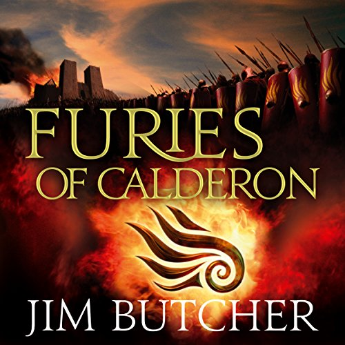Couverture de Furies of Calderon