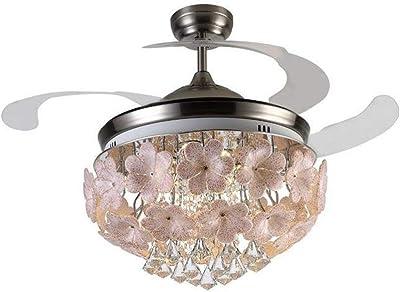 Amazon.com: TiptonLight – Lámpara de techo con ventilador ...