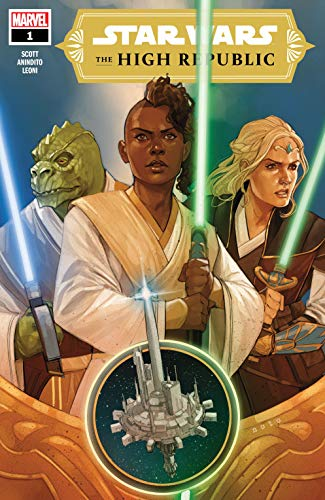 Star Wars: The High Republic (2021-) #1 (English Edition)
