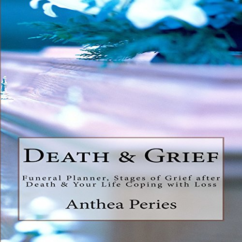 Death & Grief audiobook cover art