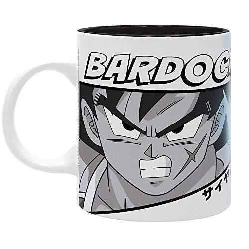 Taza con diseño de Dragon Ball: Super Broly Bardock original Manga Anime