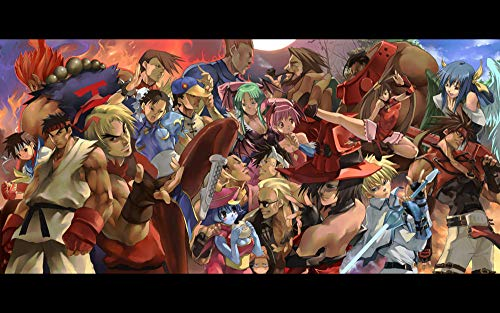 Puzzles Street Fighter