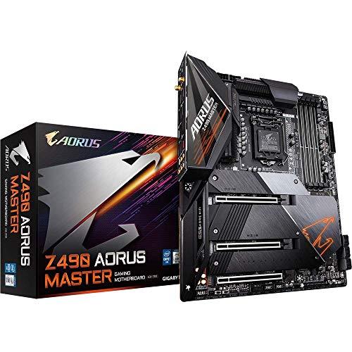 Gigabyte Z490 AORUS Master ATX Motherboard