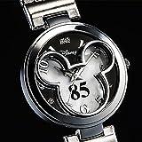ミッキー生誕85周年記念 世界限定メモリアルダイヤ時計 ホワイト