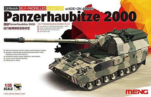 MENG TS-019 - Modellbausatz German Panzerhaubitze 2000 Self-Propelle