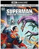 DC Superman: Man of Tomorrow [USA] [Blu-ray]