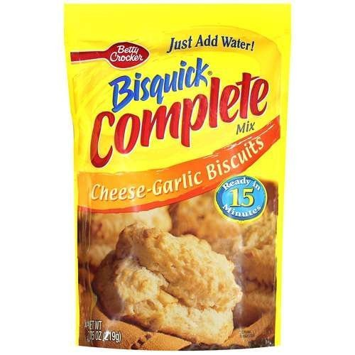 cheese biscuit mix - 8