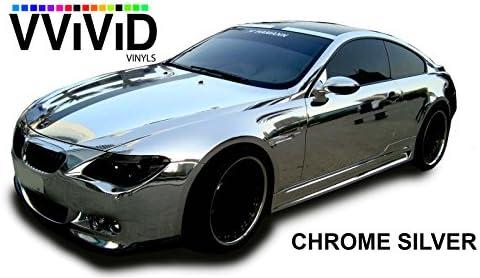 Chrome wrap car _image0