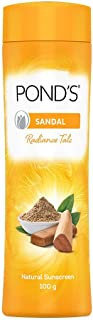 Pond's Sandal Talc 100g (Pack of 2)