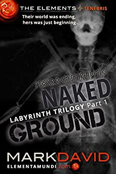 Labyrinth 1: Naked Ground: Part 1 of the Labyrinth trilogy (The Elements) by [Mark David]