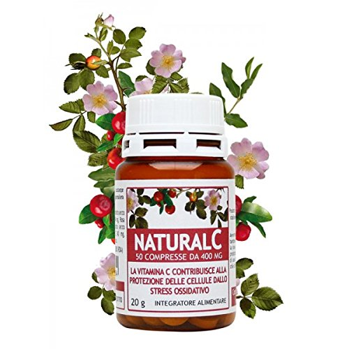 NATURALC 50 tablets 400 mg