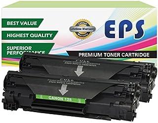 Best EPS Compatible Toner Cartridges Replacement for Canon 128 - 2pk Review