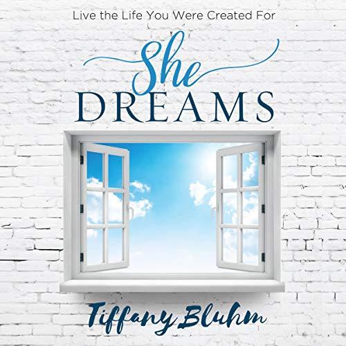 She Dreams audiobook cover art
