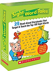 sight word tales - storybooks