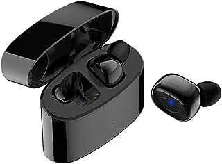 Tensay Drahtlose Bluetooth-Kopfh/örer Kopfh/örer Ohrh/örer Headset Bluetooth 5.0 Universal Unisex