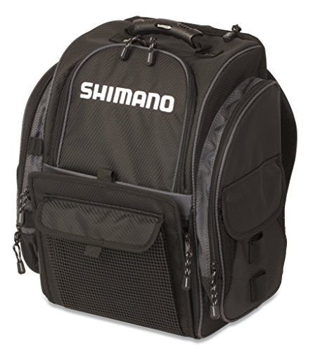 SHIMANO Blackmoon Fishing Backpack, Medium