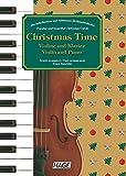 Christmas Time, 37 bekannte Weihnachtslieder für Violine und Klavier