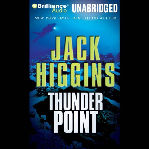 Thunder Point audiobook cover art