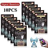 OADAA Etiquetas engomadas de la Mejora de la señal del teléfono Celular, Amplificador de señal para Viajar/montañismo/Tomar el Ascensor