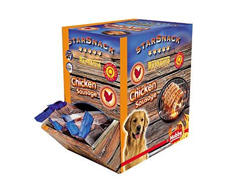 Nobby Starsnack Barbecue Chicken Sausage, 1er Pack (1 x 640 g)