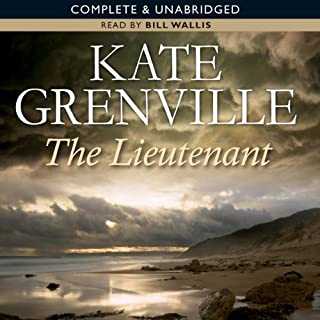 The Lieutenant audiobook cover art