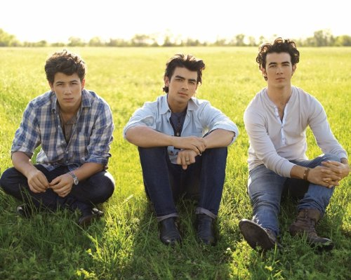 Jonas Brothers 18X24 Poster Photograph Banner - SO Sexy! Awesome! #11