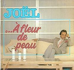 Joel Denis: A Fleur De Peau LP VG+/NM Canada Sereys SE-501 Tape on spine