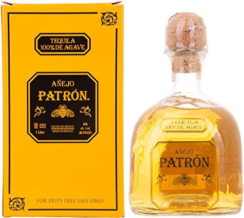 Patrón Tequila Añejo (1 x 1 L)