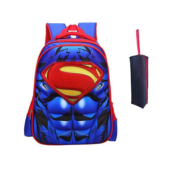 51tDxozTTML. SS600  - Mochila para niños Mochila primaria superhéroe hombre araña mochila para niños