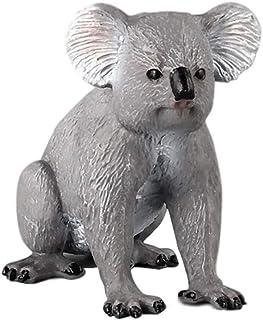NW 1776 Wild Animal Model Simulation Animal Toy Koala Model Australian Animal Model (Sitting Position)