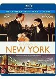 A Couch in New York ( Un divan à New York ) (Blu-Ray & DVD Combo) [ Origine Danoise,...