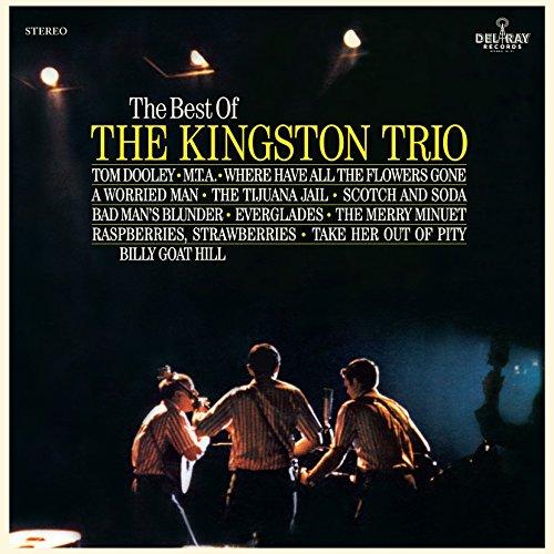 Best Of The Kingston Trio [Disco de Vinil]