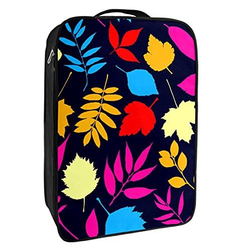 nakw88 Bolsa de zapatos para hojas de 1 a 2 pares de zapatos para viajes y uso diario, sistema de embalaje conveniente para tus zapatos